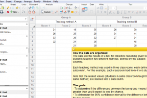 Nested Analysis 2 prism