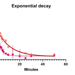 one phase exponential decay