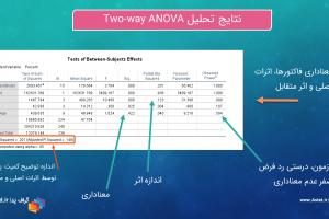 Two-way ANOVA GLM Univariate 12 GraphPad.ir