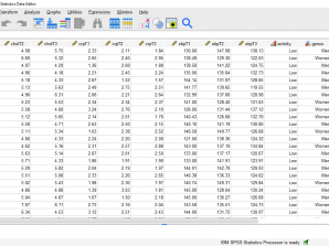 اندازه گیری مکرر چندگانه Multivariate Repeated Measure